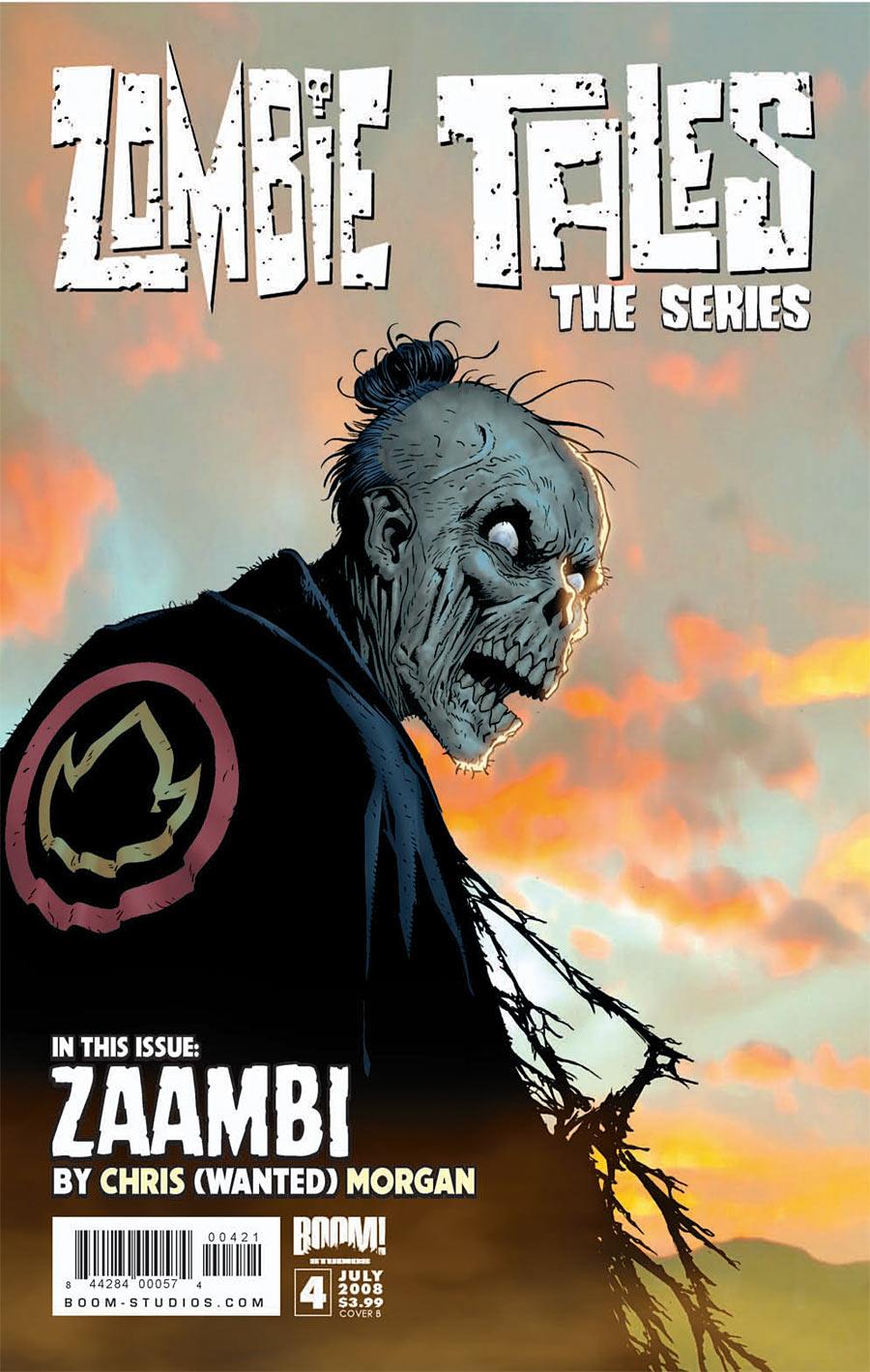 Zombie Tales #9 Review | comicbookjesus