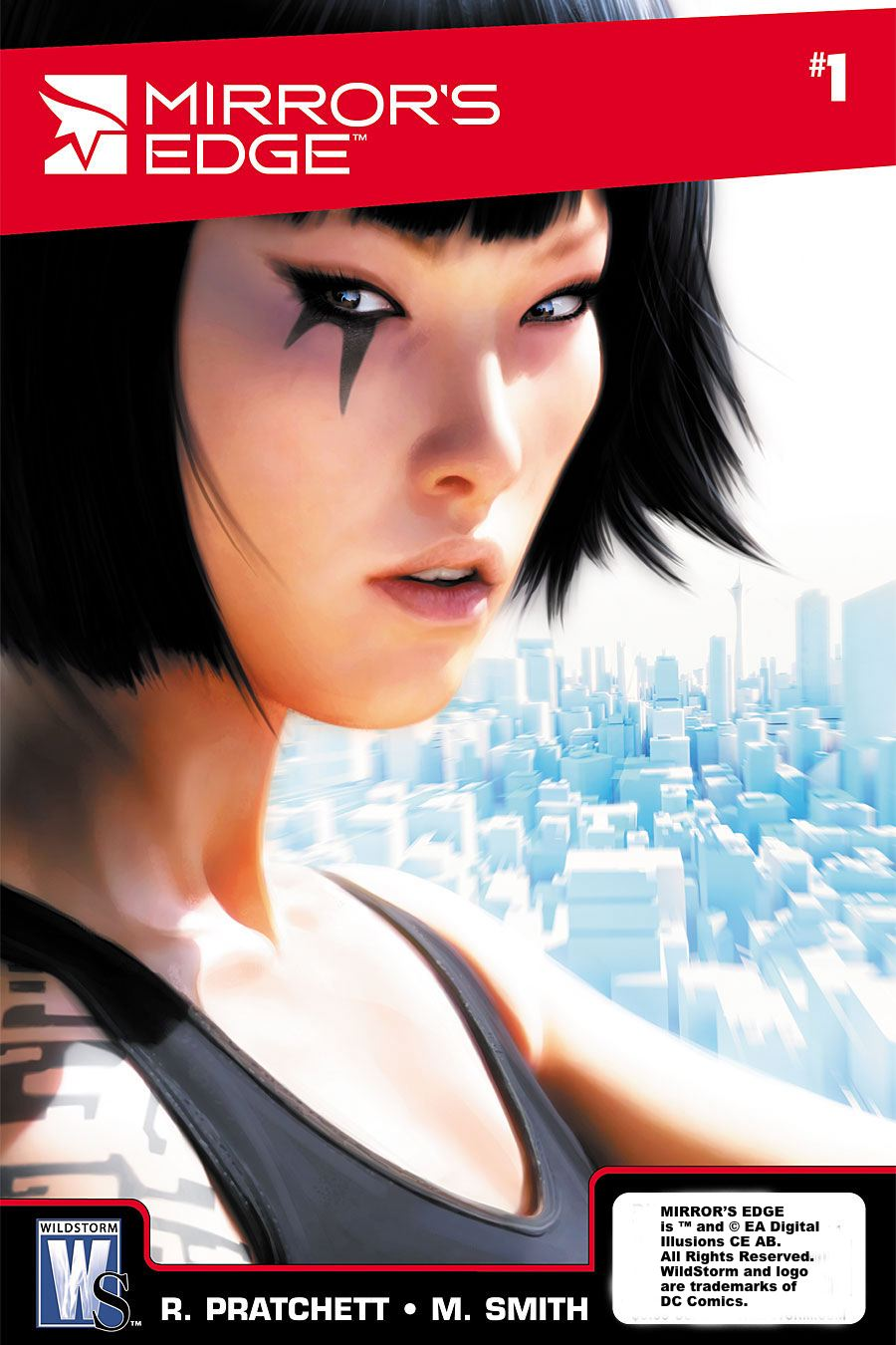 mirrors edge  review comicbookjesus