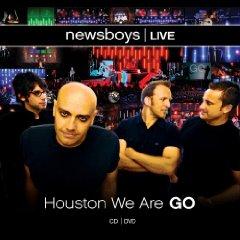 Newsboys Live CD/DVD