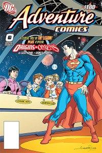 Adventure Comics #0