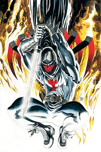 Azrael: Death's Dark Knight #1