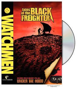 Black Freighter DVD