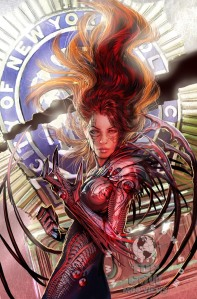 Witchblade tpb7