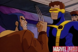 90s Wolverine and Cyclops
