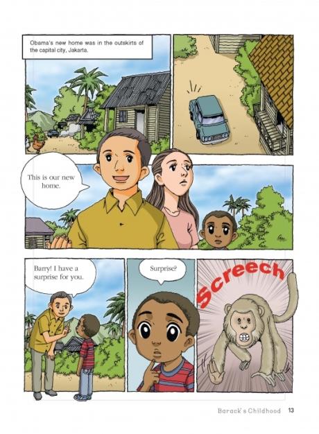 Obama vs Monkey