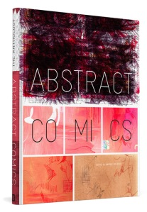 Abstract Comics Cover