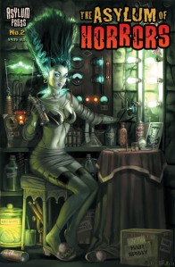 Asylum of Horror #2