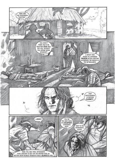Captain Blood #1p2