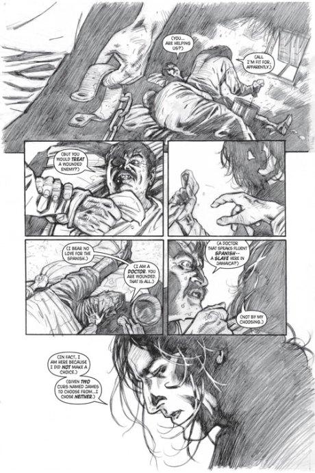 Captain Blood #1 p3