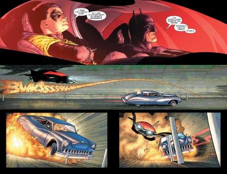 Batman and Robin #1 p4-5