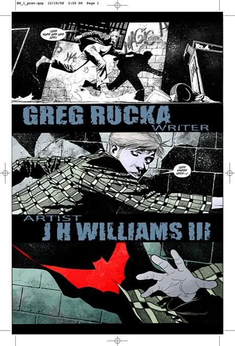 Detective Comics #854 1