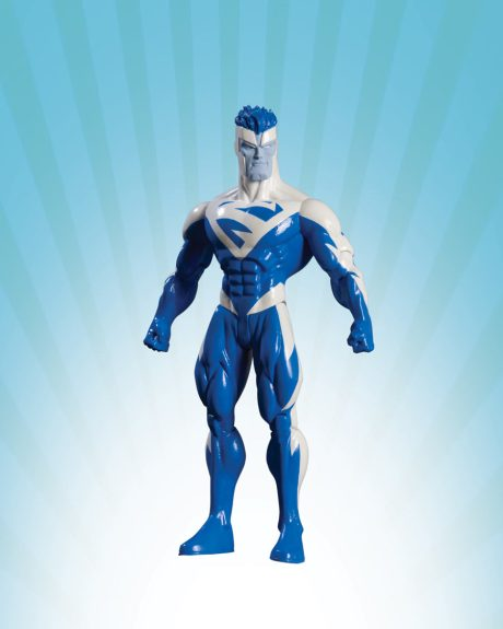 JLA Classified Superman Blue