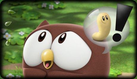 Owly 3-D