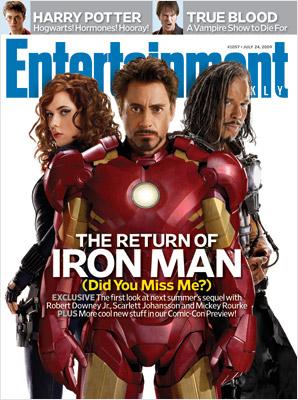 Iron Man 2 EW Cvr