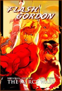 Flash Gordon: The Mercy Wars TPB