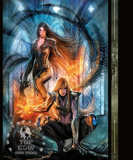 The Art of Top Cow p42
