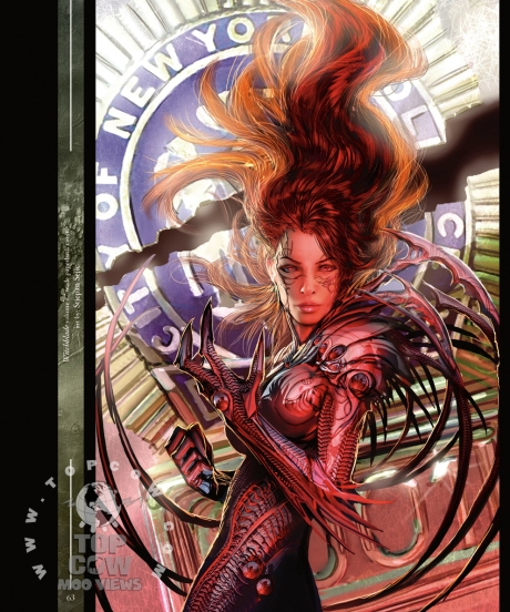 The Art Of Top Cow p63