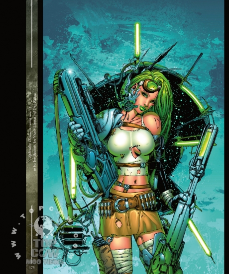 The Art Of Top Cow p175