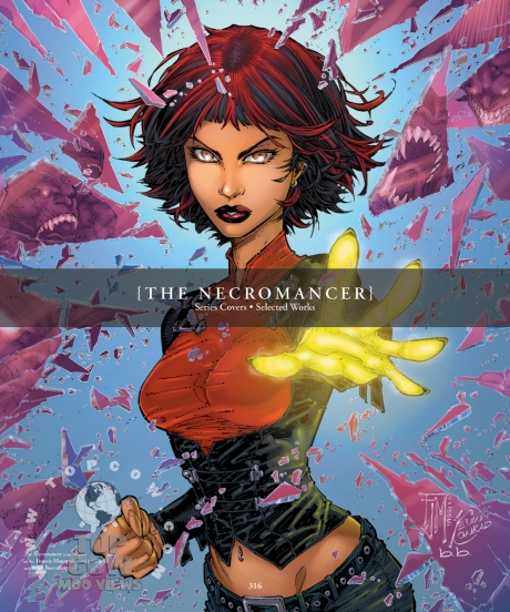 The Art Of Top Cow p316