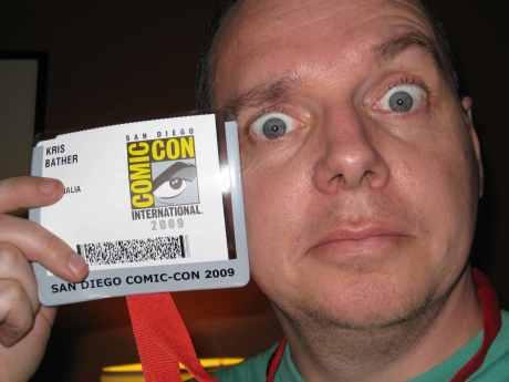 Comic-Con ID
