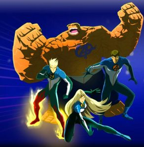 FF World's Greatest Heroes