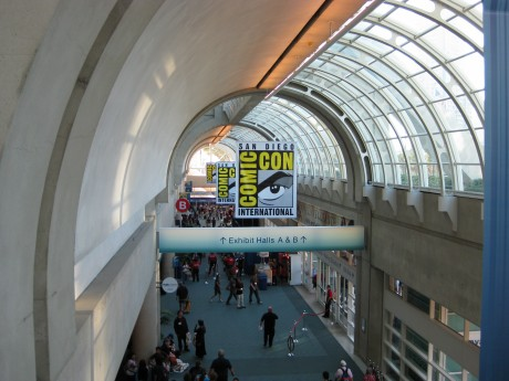 Comic-Con 09 Banner