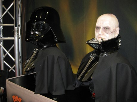 Darth Busts
