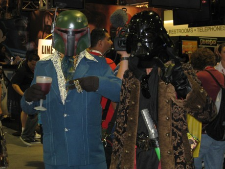Boba and Darth