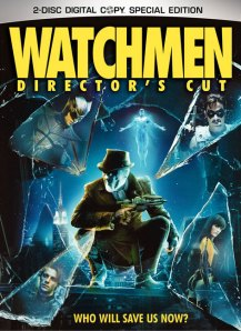 Watchmen Director's Cut DVD