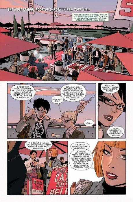 Marvel Divas #1 p2