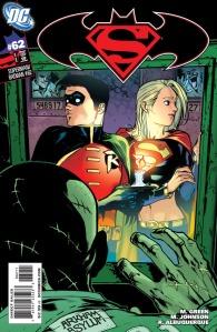 Superman/Batman #62 Cover