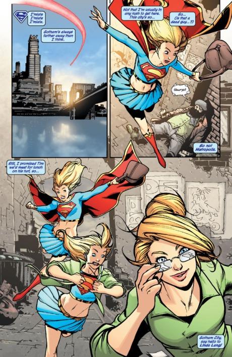 Superman/Batman #62 p1