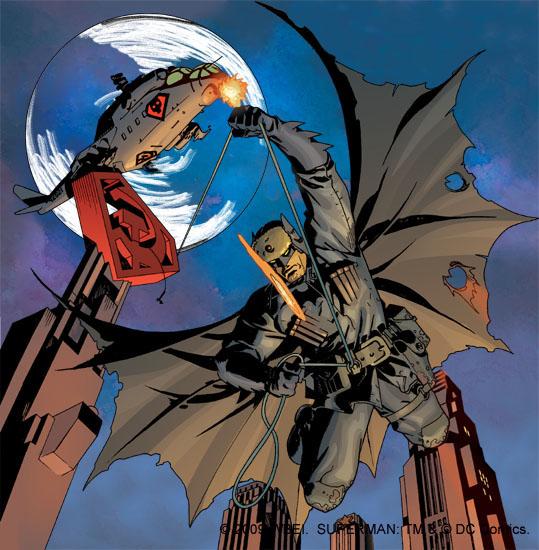 Batman Red Son Superman, Batman And B...