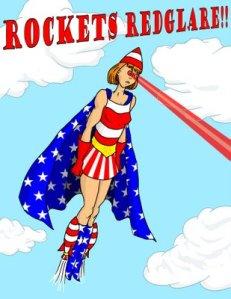 Rockets Redglare