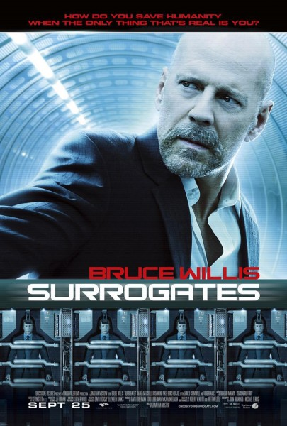 The Surrogates Film Poster