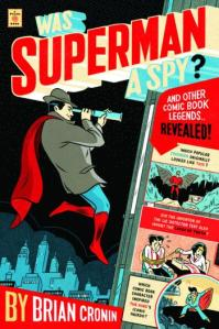 was superman a spy?