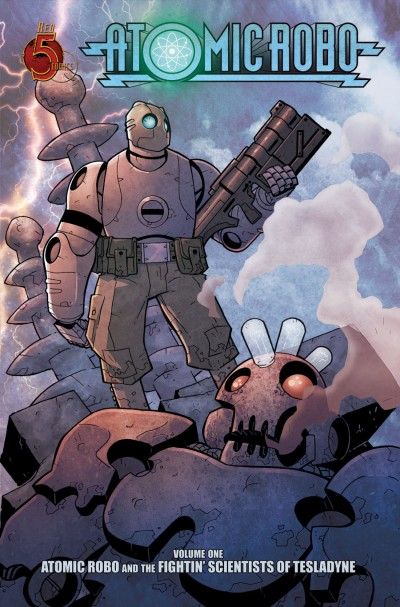 Atomic Robo Volume 1