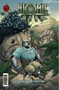 Atomic Robo #4