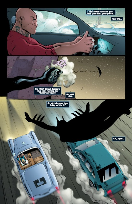 Batgirl #1 2