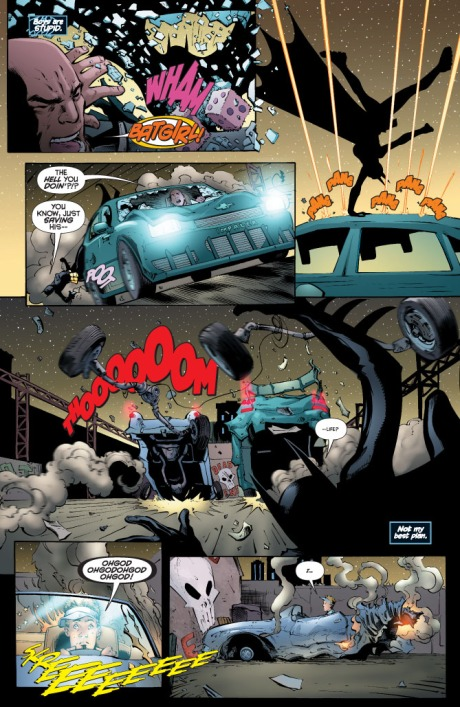 Batgirl #1 3