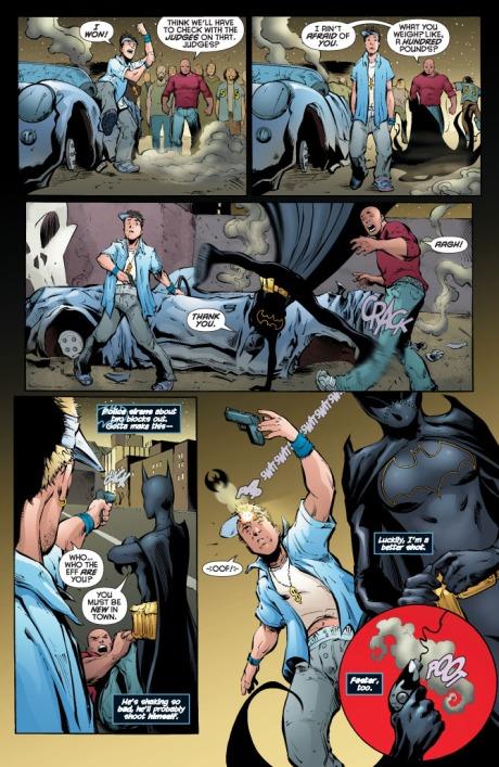 Batgirl #1 4