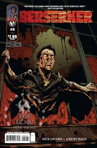 Berserker #2 Cover B