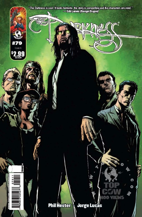 The Darkness #70 Cover A