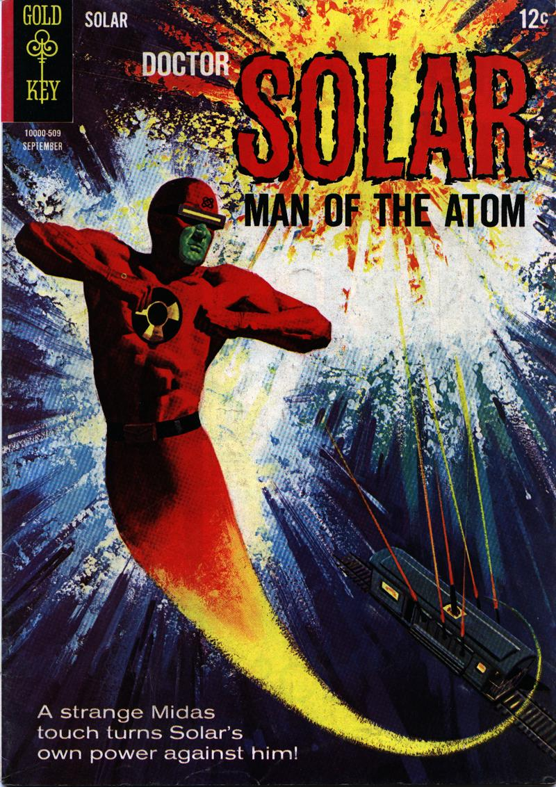 Key Collector Comics - Solar: Man of the Atom