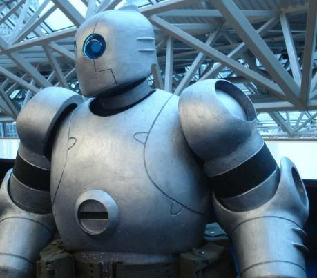 Atomic Robo 1