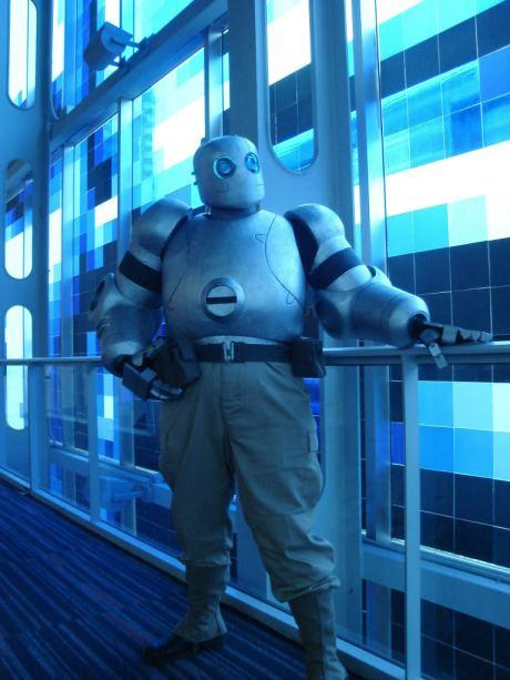 Atomic Robo 2