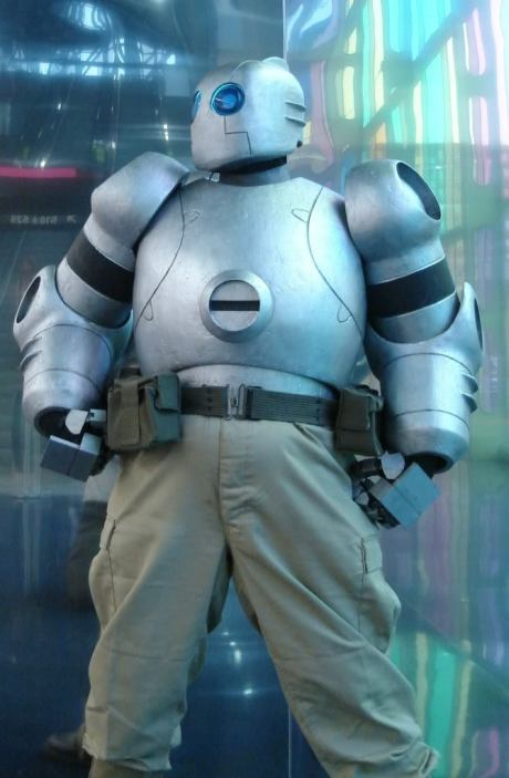 Atomic Robo 3