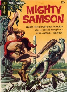 Mighty Samson