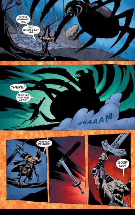 Mice Templar Volume 1 p17