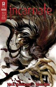 Incarnate #1 Cover